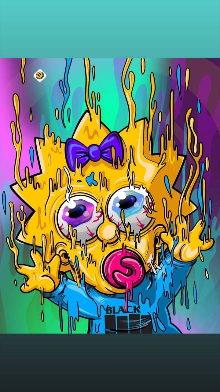 Maggie simpson wallpaper by hola72289 - 22 - Free on ZEDGE™