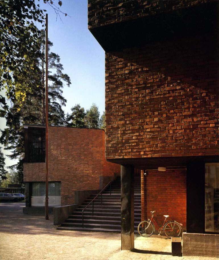 Säynätsalo Town Hall | Alvar Aalto. Finland 1951