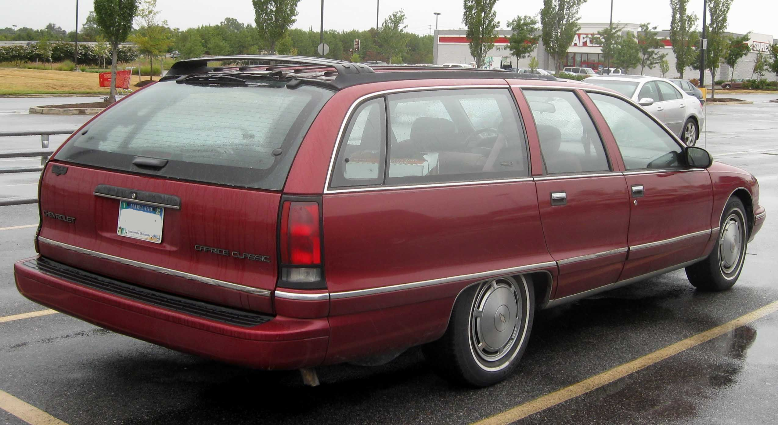 Pin By Mark Hoffman On Cars I Owned In Louisiana Chevrolet Caprice Chevrolet Station Wagon