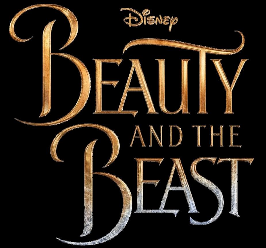 Disney Beauty & the Beast 2017 Logo