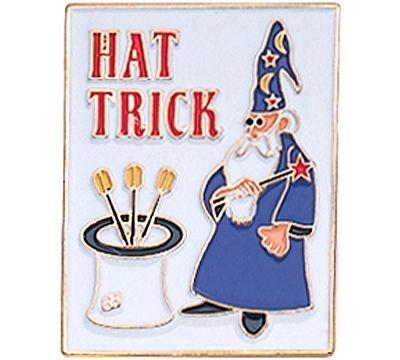 Hat Trick Pin Hats Dart Trick