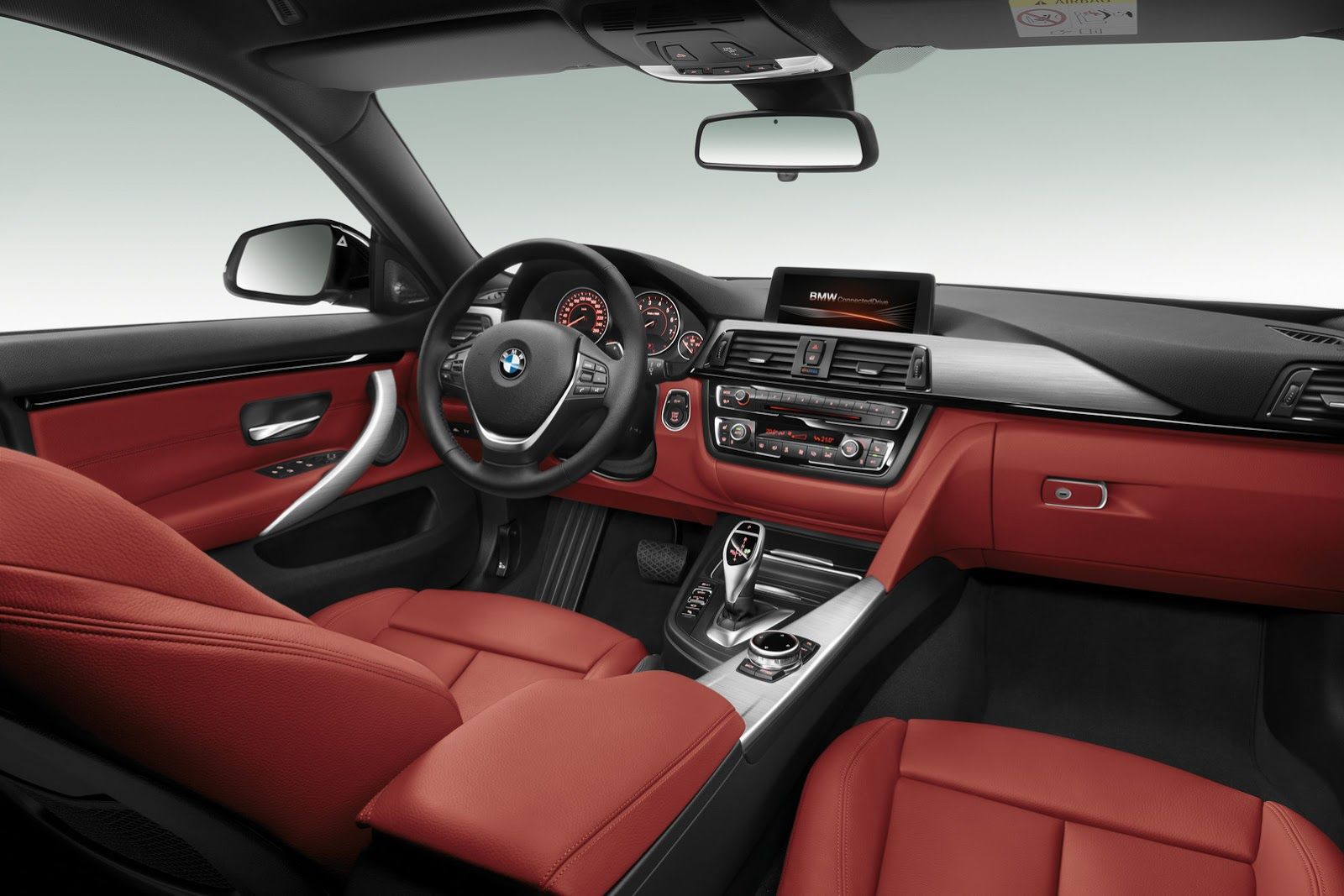 Cool bmw 2014 4 series interior car images hd bmw black bmw with red interior hd auto car wallpapers