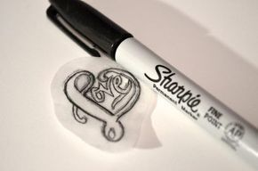 Photo of How to Make a Fake Tattoo With a Sharpie | eHow.com