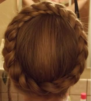 How to partless crown braid ideas for the house pinterest how to partless crown braid ccuart Gallery