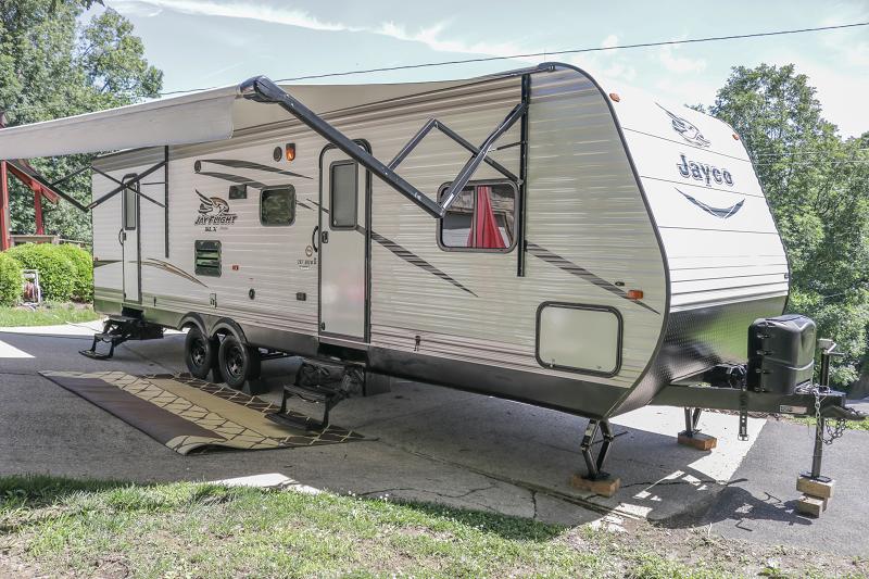 2016 Jayco Jay Flight 287bhs Bunkhouse Travel Trailer 8 15 2019 Helpsellmyrv Com Louisville K Bunkhouse Travel Trailer Travel Trailer Travel Trailers For Sale