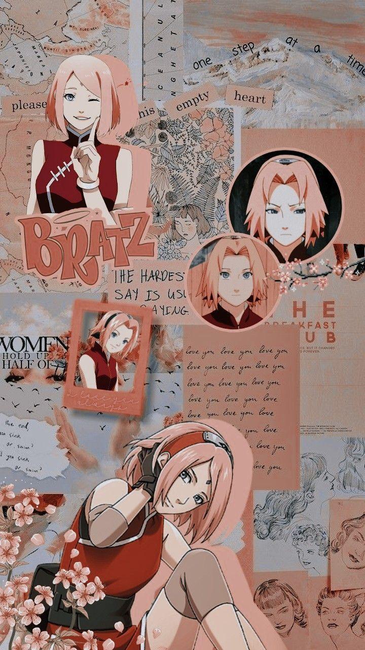 Wallpaper Sakura Haruno