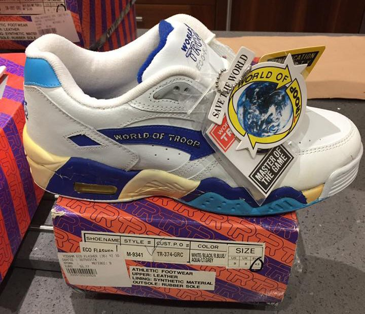 huge selection of 98568 a76a3 TROOP ECO FLASHER  shoes  Sneakers, Shoes, Shoe brands