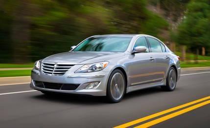 2012 Hyundai Genesis R Spec 5 0 Sedan cars Pinterest
