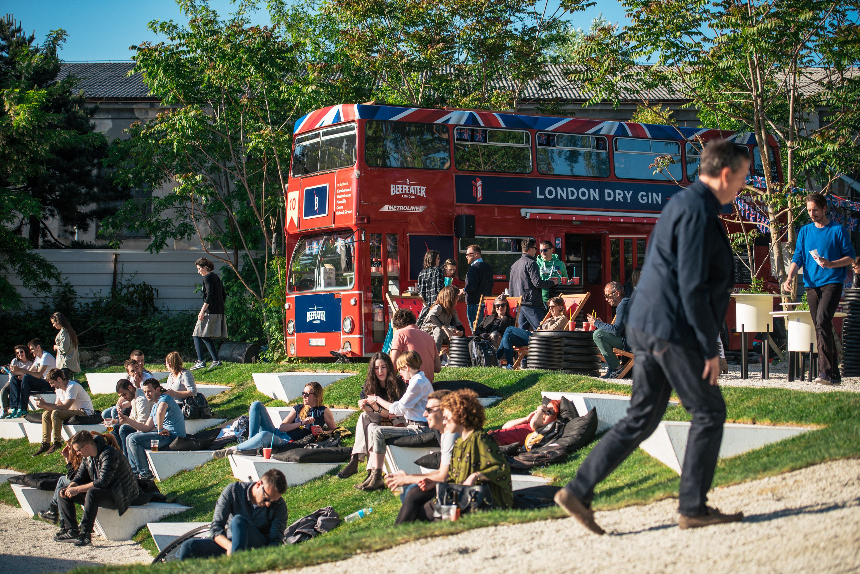 Design Park Zagreb Design Week Outdoor Bench Bench Designs Beefeater London