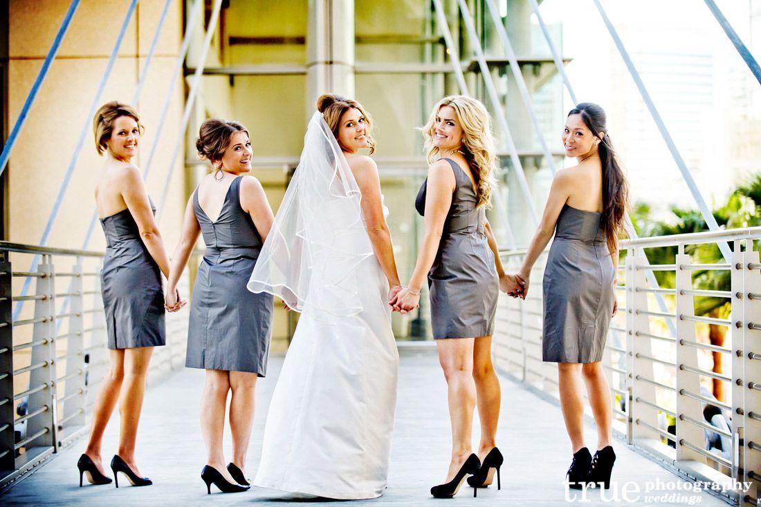 Charcoal grey bridesmaid dresses wedding dressesbridesmaids charcoal grey bridesmaid dresses ombrellifo Images