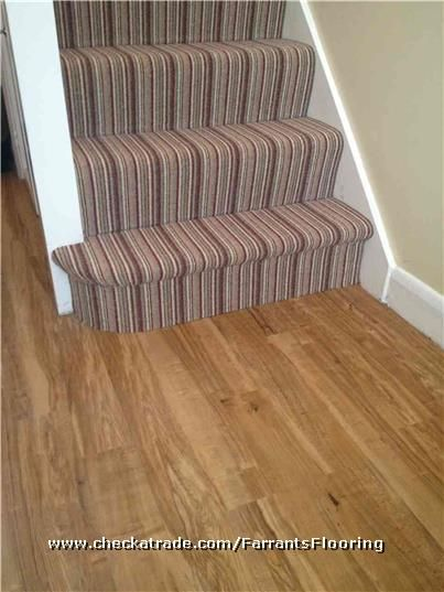 Carpet Stairs Wooden Floor Landing Google Search Stair Ideas