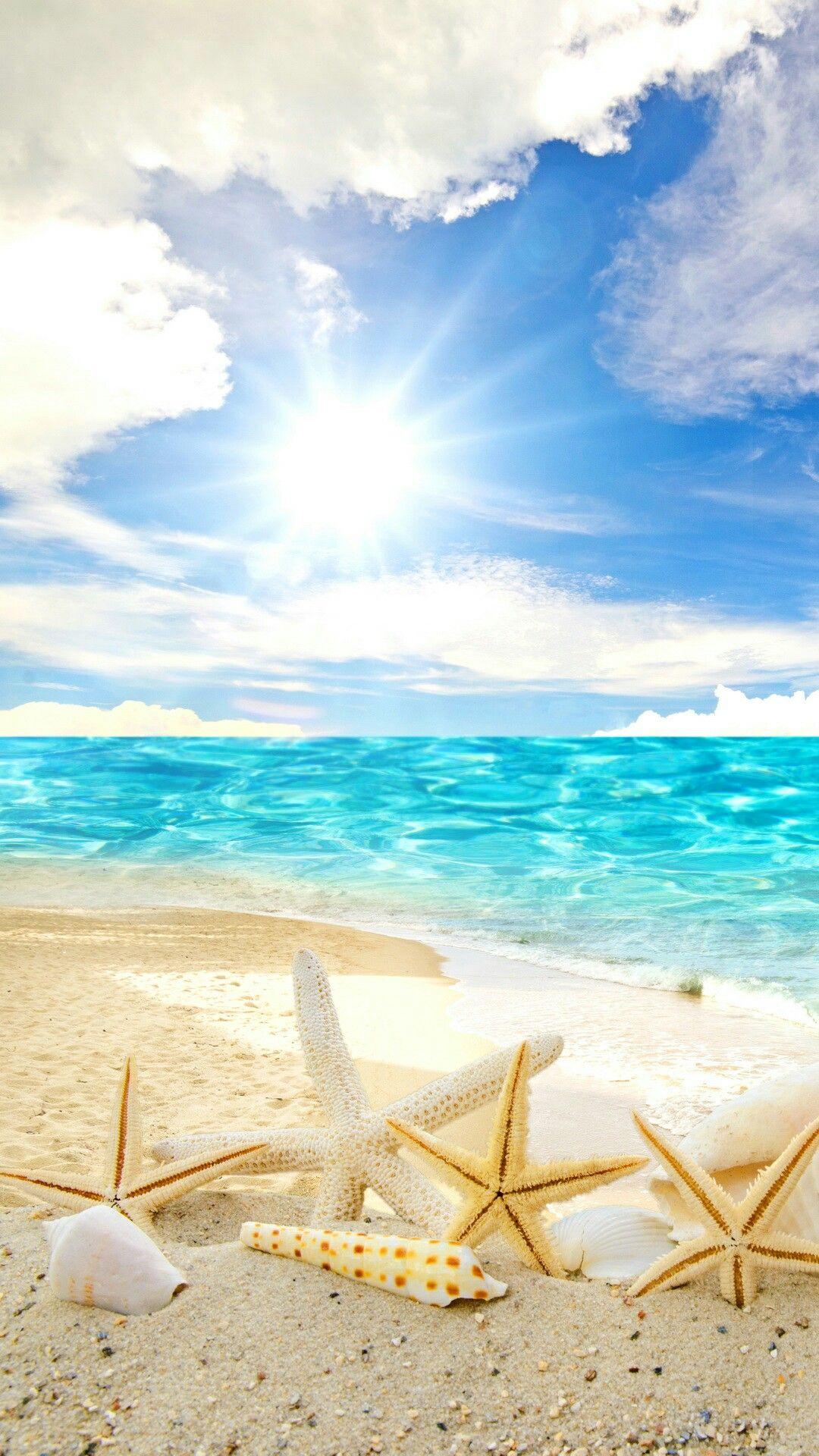 Landschaften | Nature | Beach wallpaper, Summer wallpaper ...