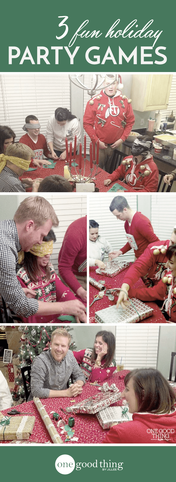 3 Hilarious Games To Liven Up Your Holiday Parties