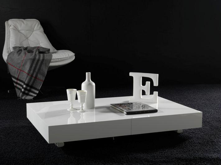 Tavolo Trasformabile ~ Tavolo trasformabile block 757 tavoli consolle trasformabili