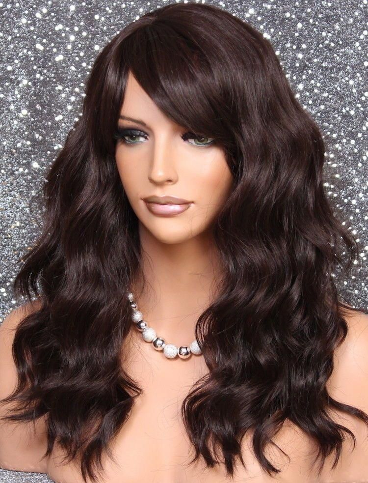 You can also finger style or use a wig pick or wire brush