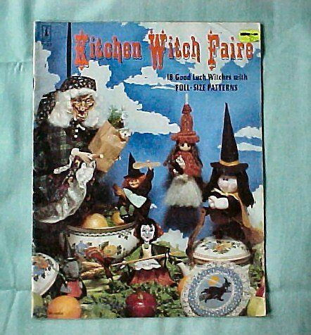 Amazon Lynn West Kitchen Witch Faire 18 Good Luck Witches With