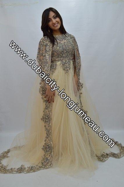 Robe Dubai City De Accessoire Robes Boutique Soirées Et Oriental wO8n0Pk