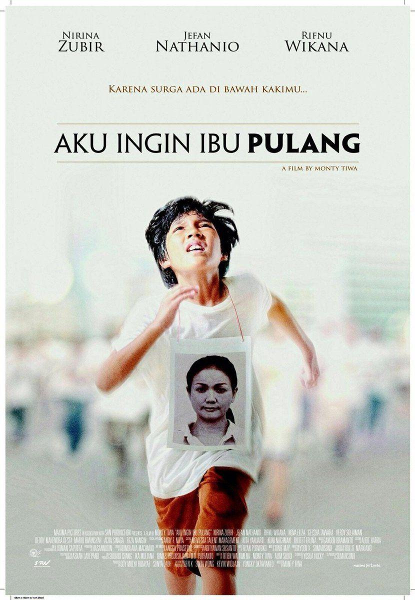 Ibu Aku Ingin Pulang Poster film Indonesia di 2019 Ibu