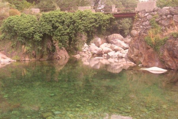 Piscina Natural Del Guijo De Santa Barbara Piscina Natural
