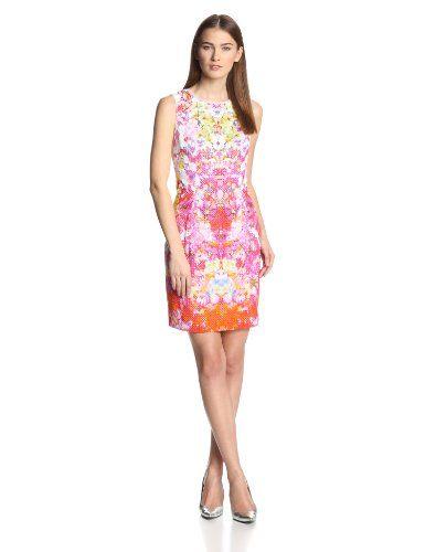 Elie Tahari Women's Holly French Bouquet Printed Eyelet Sleeveless Dress, Blossom, 14 Elie Tahari http://www.amazon.com/dp/B00H07VQHM/ref=cm_sw_r_pi_dp_Sk35vb0WNP7D7