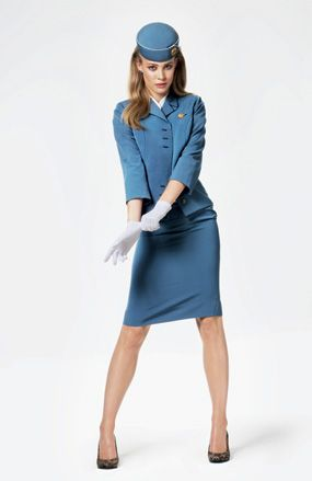 Fly Girls | Fashion | Wallpaper* Magazine: design, interiors, architecture, fashion, art