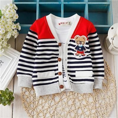 Photo of New Arrival Baby sweater 2017 Autumn Kids Boys Girls Children knitted Sweaters S
