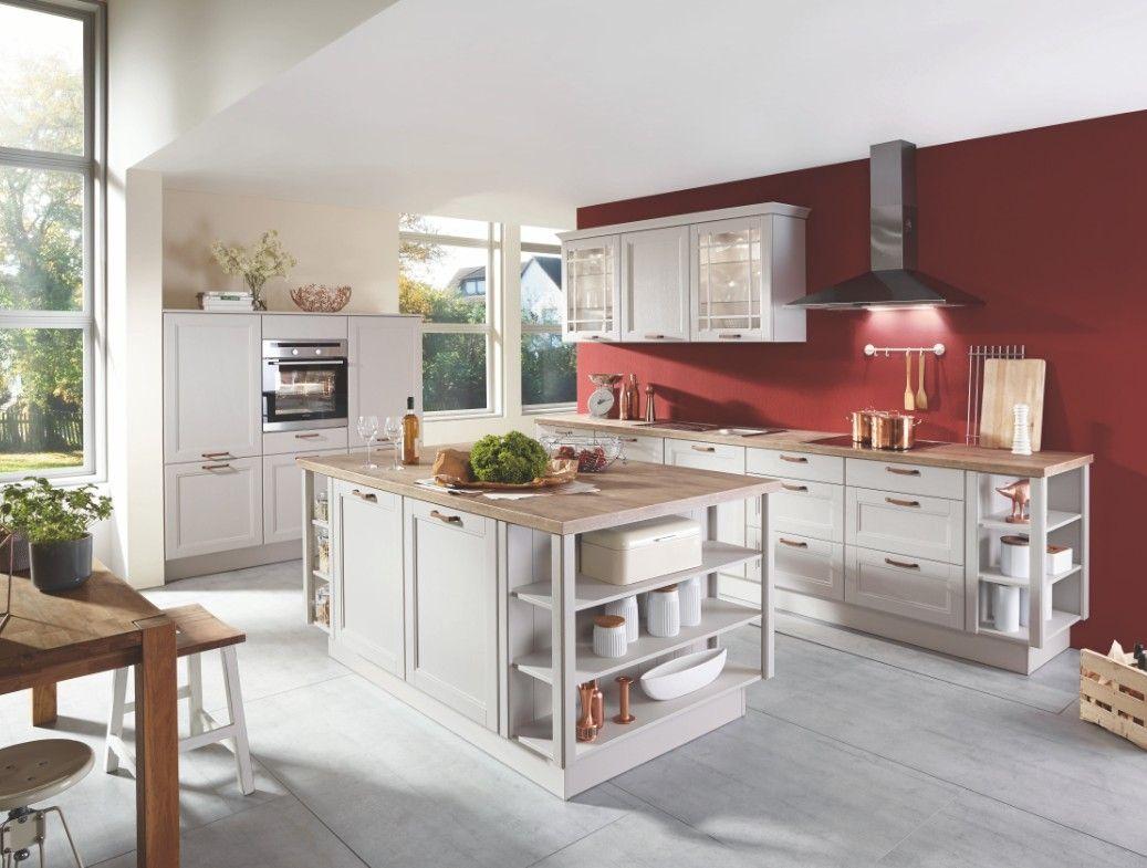 Nobilia York Seidengrau Haus küchen, Einbauküche, Küche