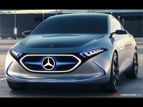 VIDEO: 2017 Mercedes-Benz \'Concept EQA\' | Automotive & Transport ...