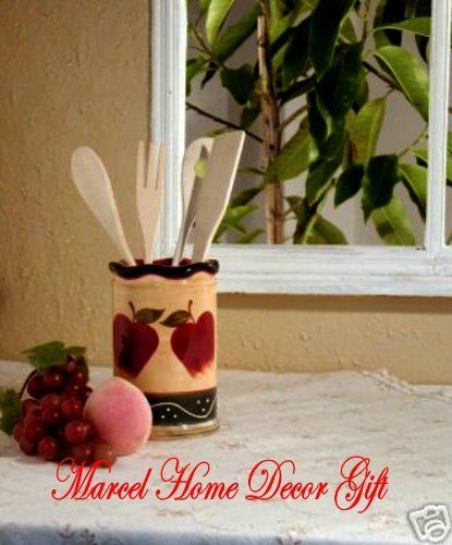 Kitchen Decor Country Apple Kitchen Tool Set by Marcel Imports, http://www.amazon.com/dp/B004ZBA7GW/ref=cm_sw_r_pi_dp_uBOnrb1H653JD