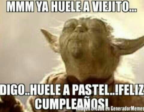 Funny Spanish Birthday Meme : Resultado de imagen para imagenes esta cerca mi cumpleaños amor