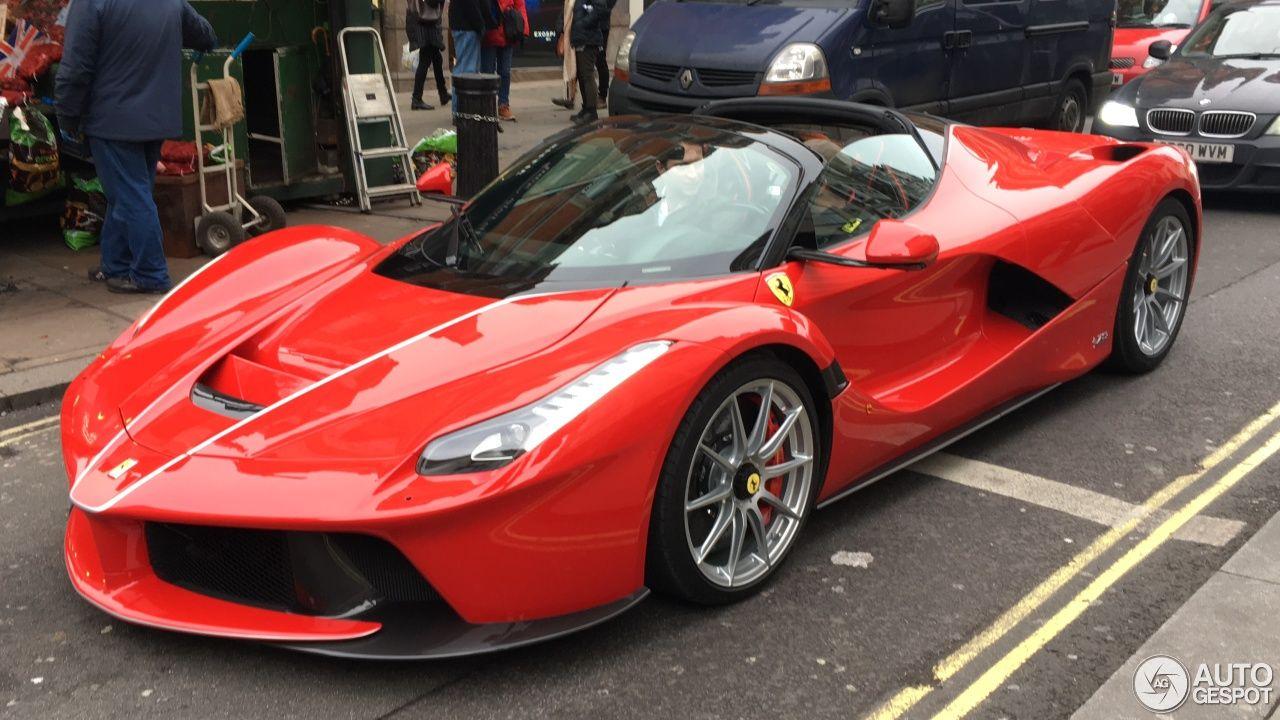Inspirational Ferrari Laferrari 2017