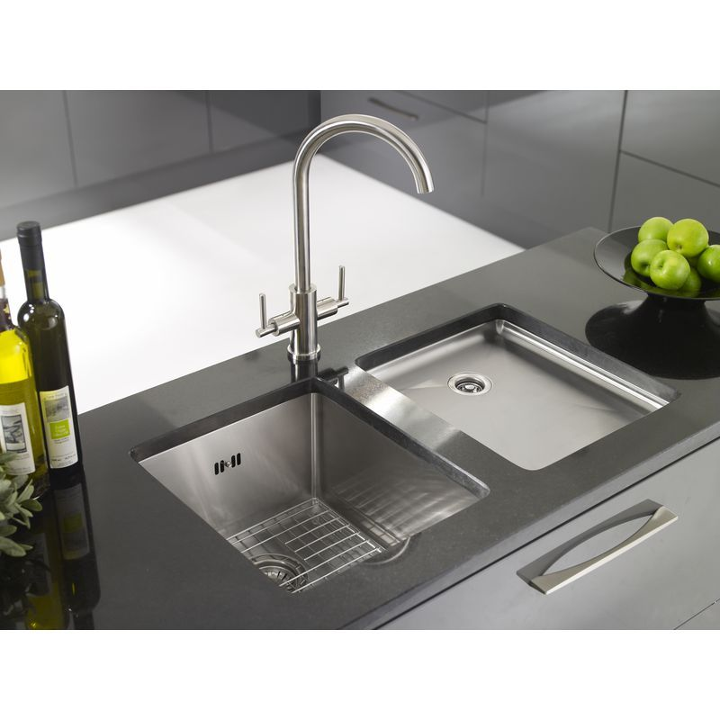 drainboard with its own drain | kitchen | Pinterest | Sinks ...