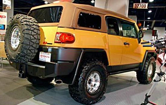 2017 Toyota Fj Cruiser Last Edition Price And Concept Best