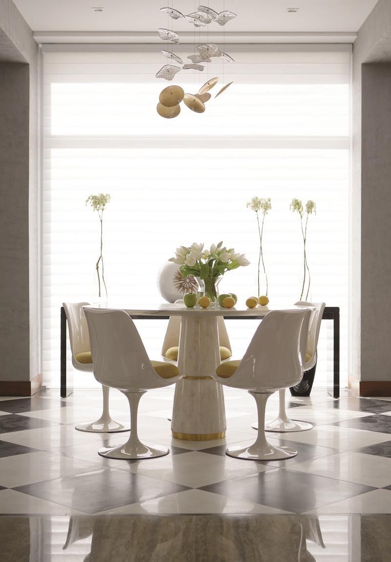 Emirates Hills Dubainikki B Signature Interiors  Covet Classy Dining Room Furniture Dubai Review