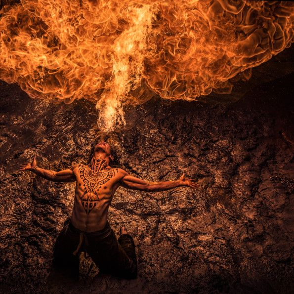"Creating the Photograph: Benjamin Von Wong's ""Redemption"""