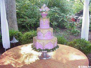 Edible Art Bakery Dessert Cafe Raleigh NC Raleigh Wedding