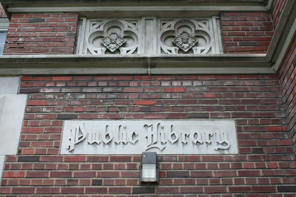 John J. Roe Elementary School Address: 1921 Prather Avenue  Date: 1919  Architect: Rockwell M. Milligan