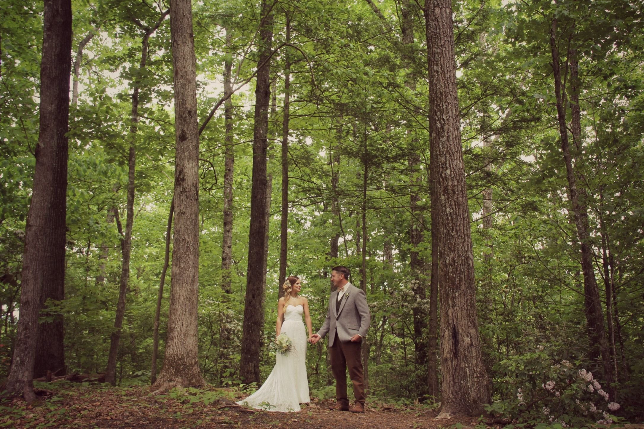 A Woodland Wedding Chapelatthepark Gatlinburg Weddings Photography Gatlinburg Weddings Woodland Wedding Venues Knoxville Wedding Venue