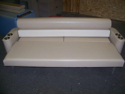 Pontoon boat sleeper seating boat seats furniture pontoon seating