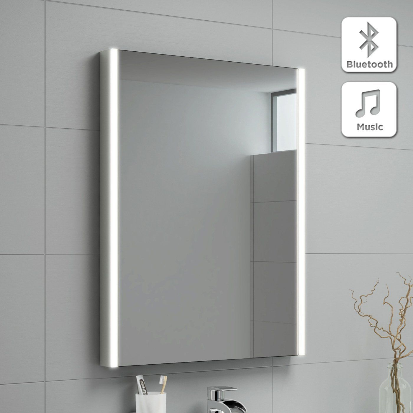 Best Bathroom Mirrors To Aid Your Beauty Regime From Small Circular To Large Rectangular Glass Amazing Bathrooms Led Mirror Bathroom Bathroom Mirror