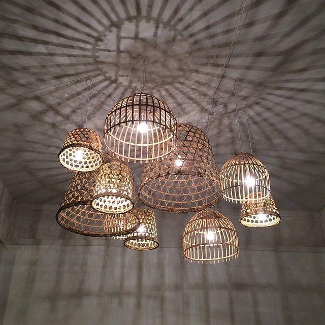 korblampen tine k home nat rlich wohnen mit korb und rattan pinterest sch ne lampen. Black Bedroom Furniture Sets. Home Design Ideas