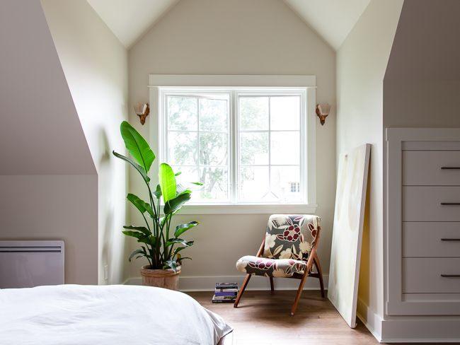 Dormer Nook Thehousediaries Com Room Color Sherwin