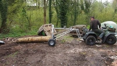 How To Move Logs
