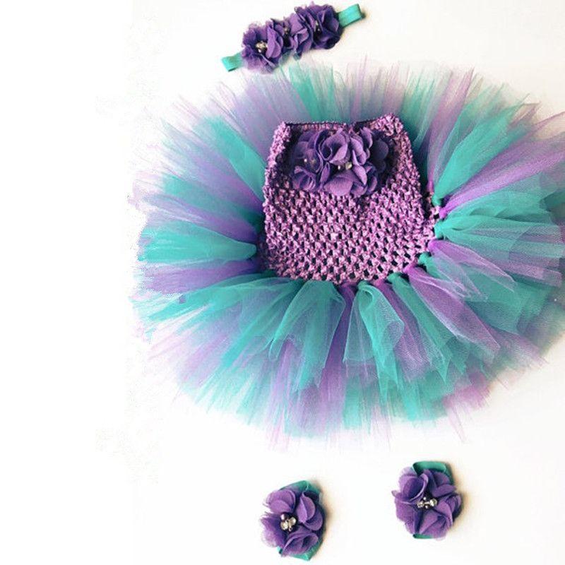 46d36cf7f Niño recién nacido bebé de 1 año de cumpleaños dress party tutu dress del niño  de la flor del bebé del bautizo vestidos vestido infantil 0-2y