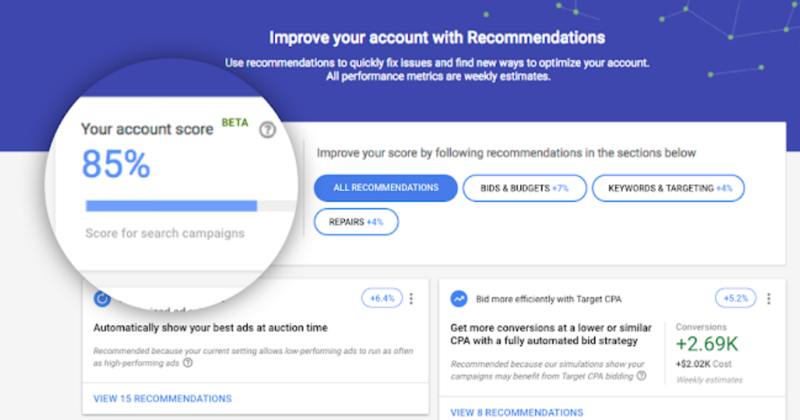 Googles Best Practices For Improving Your Google Ads Optimization Score Search Engine Journal Google Ads Ideas Of Selling Google Ads Optimization Improve