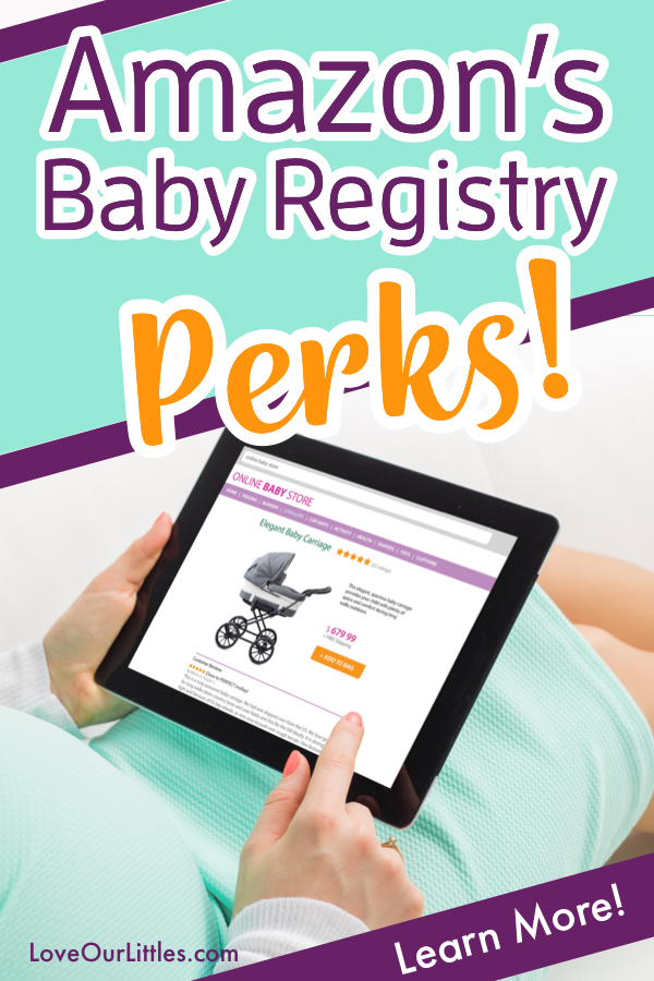 The Ultimate Amazon Baby Registry Checklist and Guide on ...