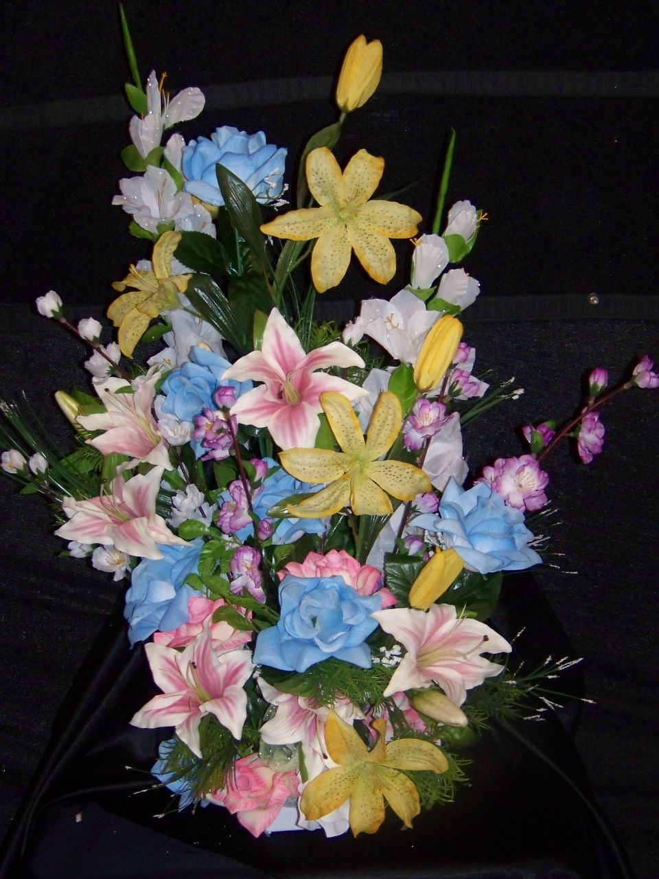 Pictures Of Discount Silk Flowers For Weddings Flowers Silk