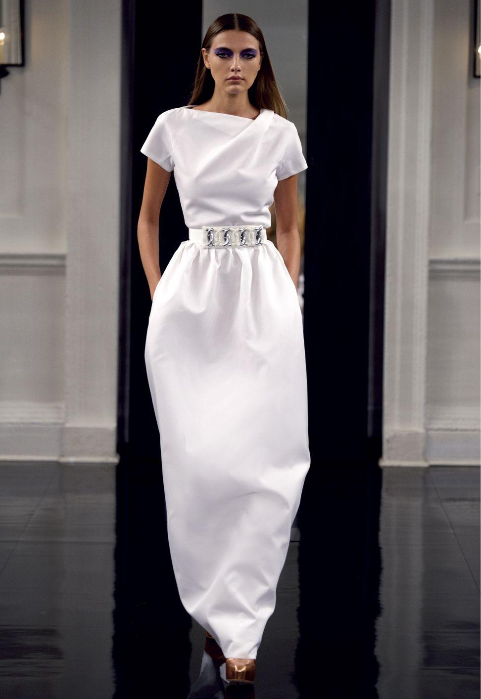 лучшие свадебное платье от виктории бекхэм фото жизни полна