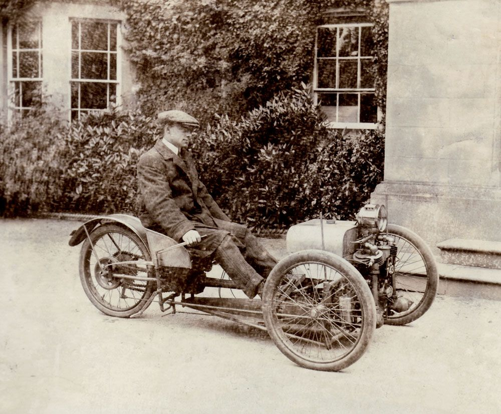 Old Reverse Trike View EXCLUSIVE Images on Our Pinterest Page ...