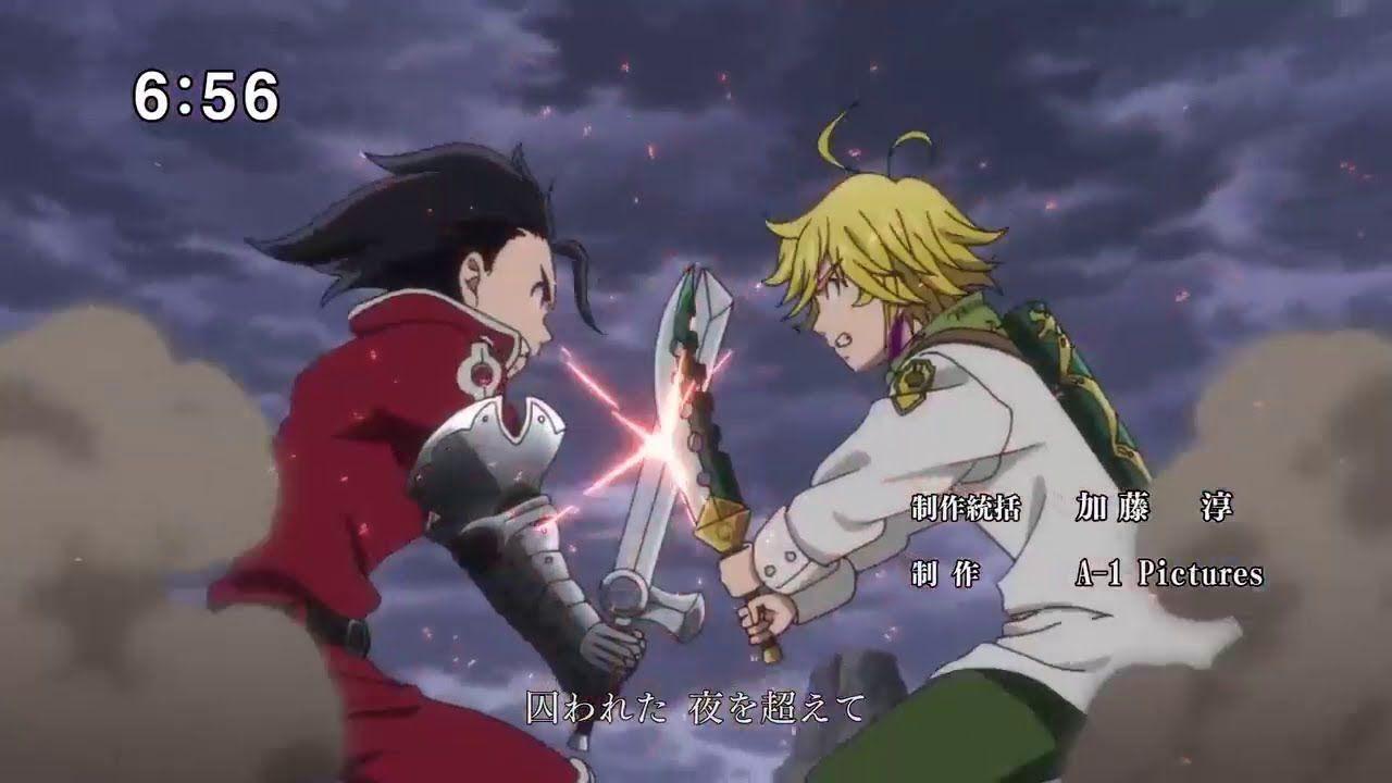11++ 7 deadly sins anime season 1 ideas in 2021